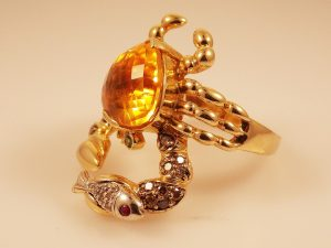 Finger Jewelry Women's Clothing Jewel Ring